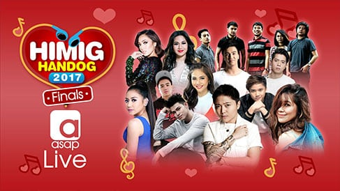Himig Handog 2017 on ASAP Live