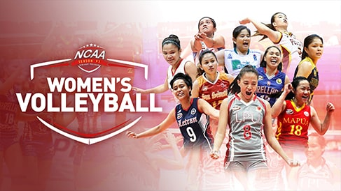 NCAA 93: Women's Volleyball Live