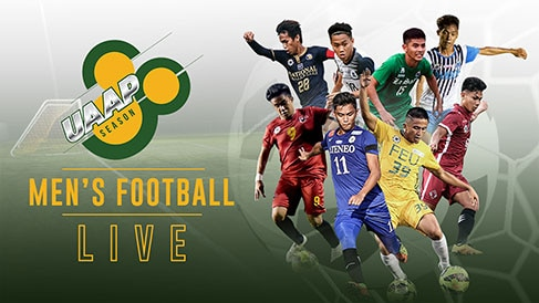 UAAP 80: Men's Football Live
