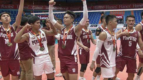 NCAA 93: Men's Volleyball Finals