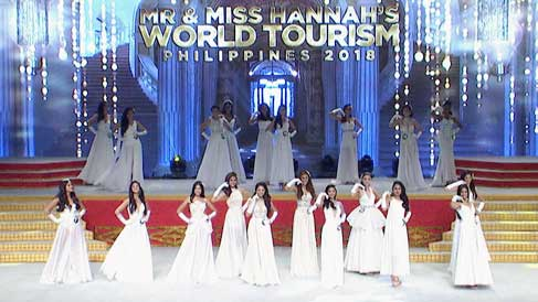 Mr. & Ms. Hannah's World Tourism Philippines
