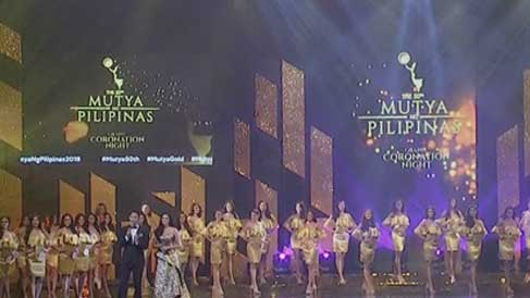 Mutya ng Pilipinas Grand Coronation Night 2018