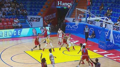 NCAA 94: Men's Basketball