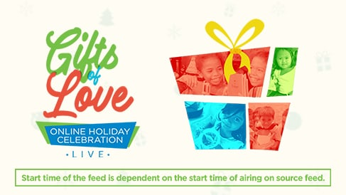 Gifts of Love Live Telethon