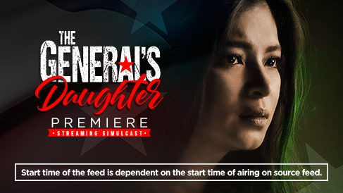 The General's Daughter Premiere Livestream