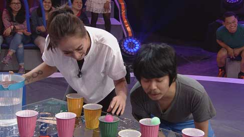 Minute to Win It: Last Man Standing