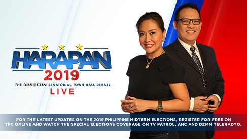 Harapan 2019: The ABS-CBN Senatorial Town Hall Debate LIVE