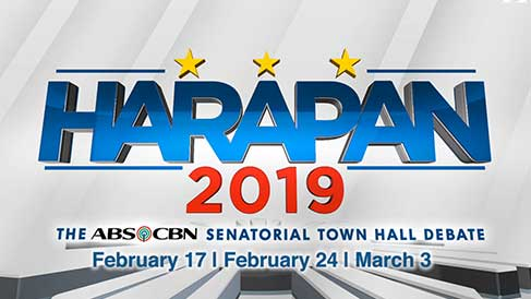 Harapan 2019: The ABS-CBN Senatorial Town Hall Debate (VOD)
