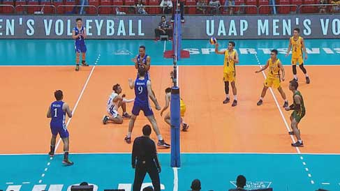 UAAP 81: Men's Volleyball VOD