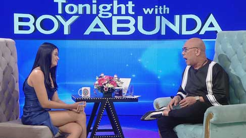 Tonight with Boy Abunda