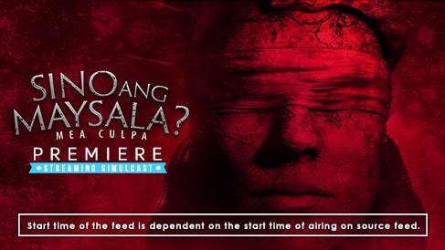 Sino Ang May Sala? Premiere Livestream