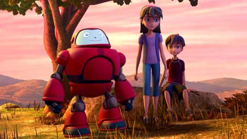 Superbook Reimagined Season 4