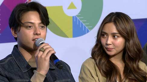 ASAP Natin 'To Bay Area PressCon