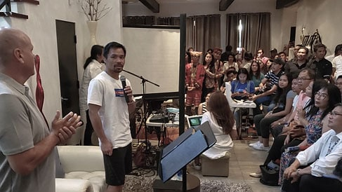 Manny Pacquiao: Heart of a Champion