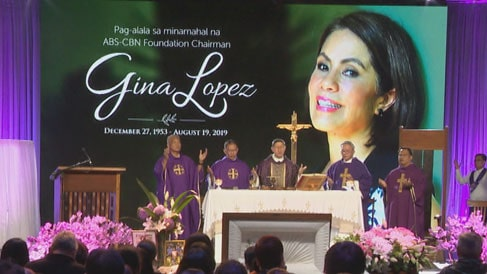 Gina Lopez Tribute