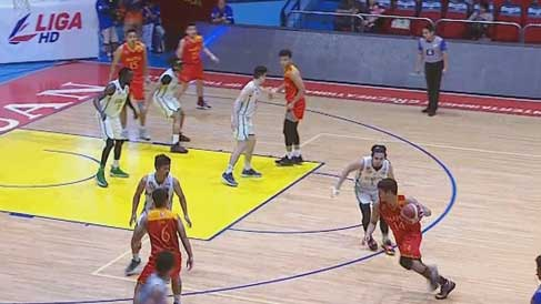 NCAA 95: Men's Basketball