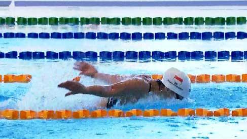 SEAG: Aquatics