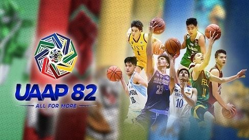 UAAP 82: Juniors Basketball Live