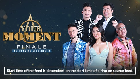 Your Moment Finale Livestream