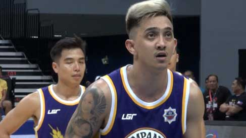 MPBL Lakan Season All Star - North VS South