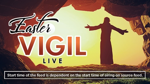 Easter Vigil Mass Live