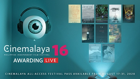 Cinemalaya Awards Night (Live)