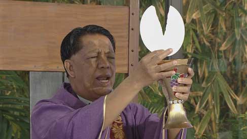 The Healing Eucharist