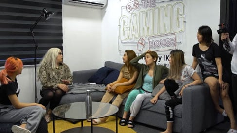 The Gaming House