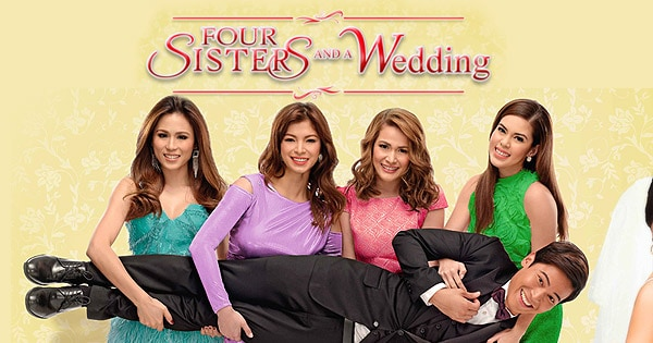 Tfc 4 Sisters And A Wedding June 26 2017 Movie Kapamilya Blockbuster Free At